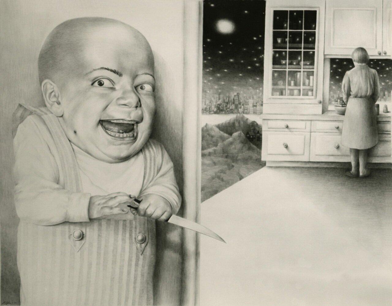 Последняя ночь. Мечта об убийстве. 1980