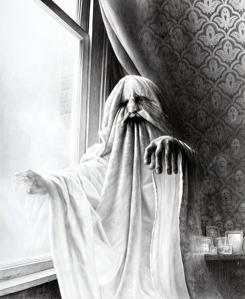 Привидение. 1985