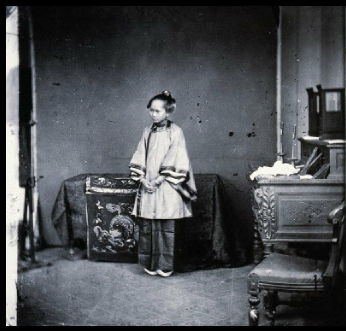 1868. Кантон, провинции Гуандун