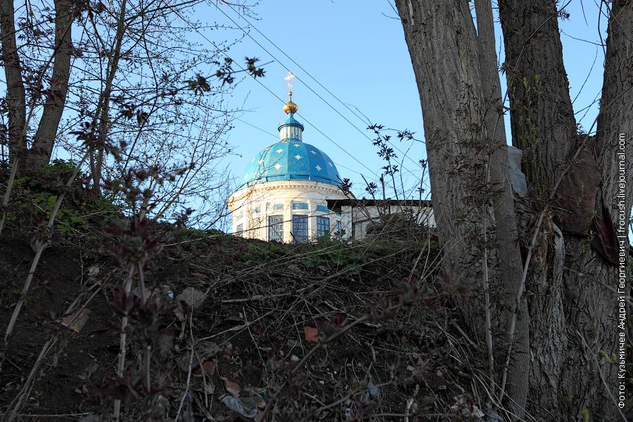Никольский храм города Котельнича