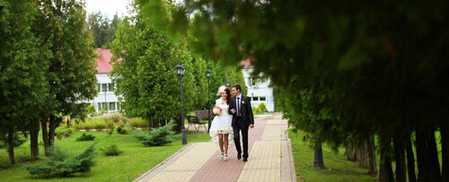 Свадьба в Подмосковье для особых впечатлений