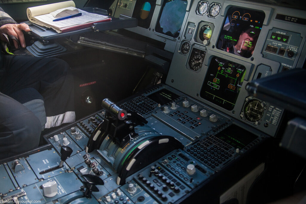 Чего не видит пассажир Samara Airlines