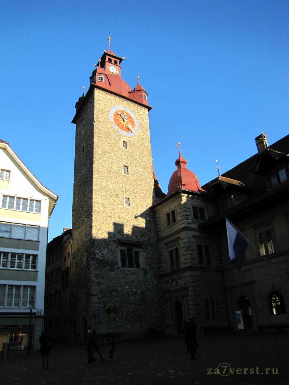 Ратуша, Люцерн, Швейцария