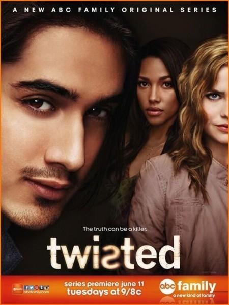 Запутанные / Социопат / Twisted (1сезон/2013/WEB-DLRip/HDTVRip)