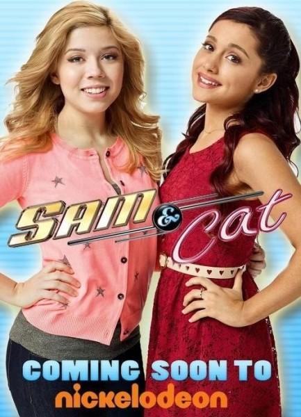 ��� � ��� / Sam & Cat (1 �����/2013/WEB-DLRip)
