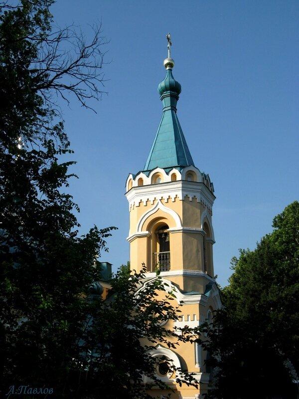 Унгены - храм Александра Невского (10).JPG