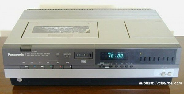 Panasonic NV-2000 фото