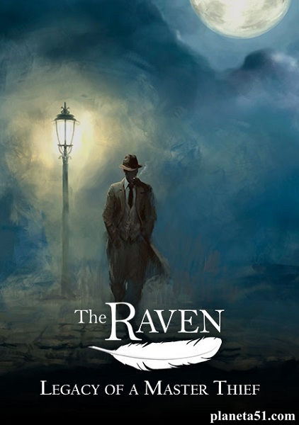 The Raven: Legacy of a Master Thief (2013/ENG/Repack)