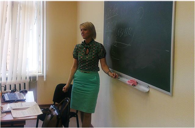 Семинар в Центре профессионального образования ДИТАД
