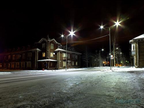 Фото города Инта №6068  Кирова 12, 10 и 5 09.10.2013_18:36
