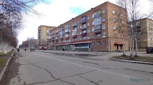 Фото города Инта №6750  Горького 11, 17 и 15 22.05.2014_14:26