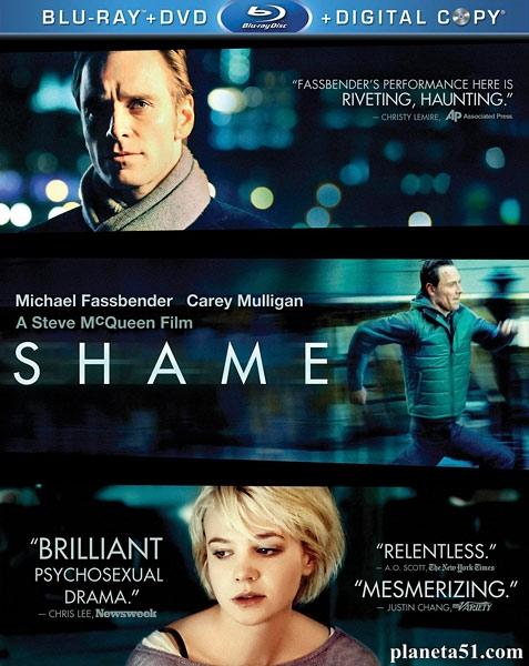 Стыд / Shame (2011/HDRip)