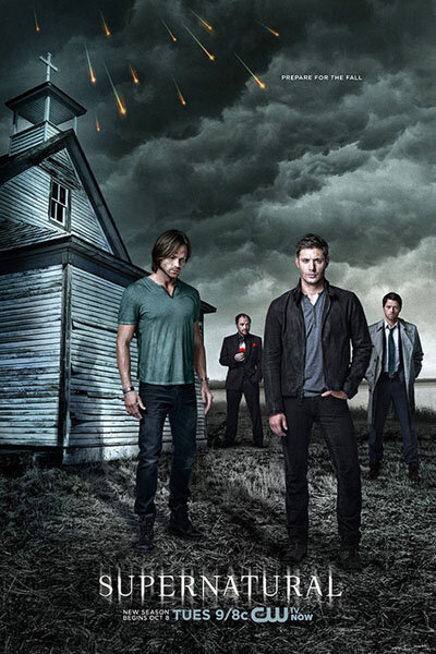������������������ / Supernatural - ����� 10, ����� 1-6 + ������ 9 ����� [2013, WEB-DLRip | WEB-DL 720p | HDTVRip | HDTV 720p] (LostFilm | NovaFilm | DreamRecords)