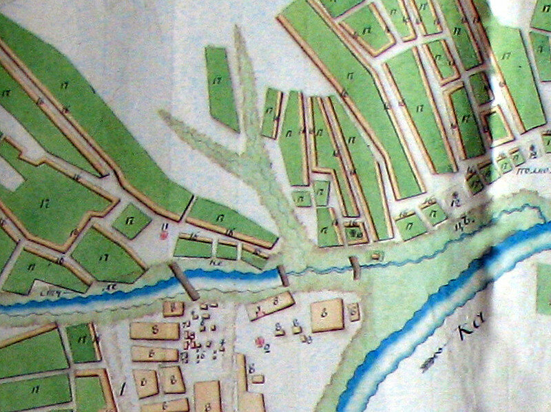 Около 1780 года