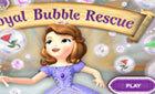 Игра София Прекрасная и Пузыри (Royal Bubble Rescue)
