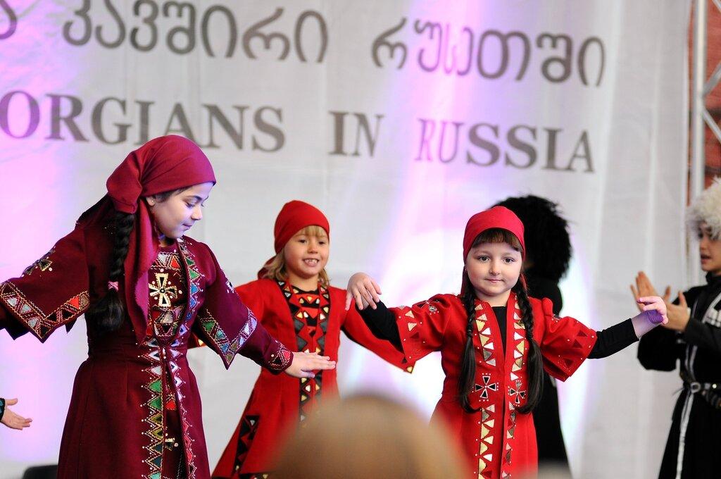 Тбилисоба в Москве