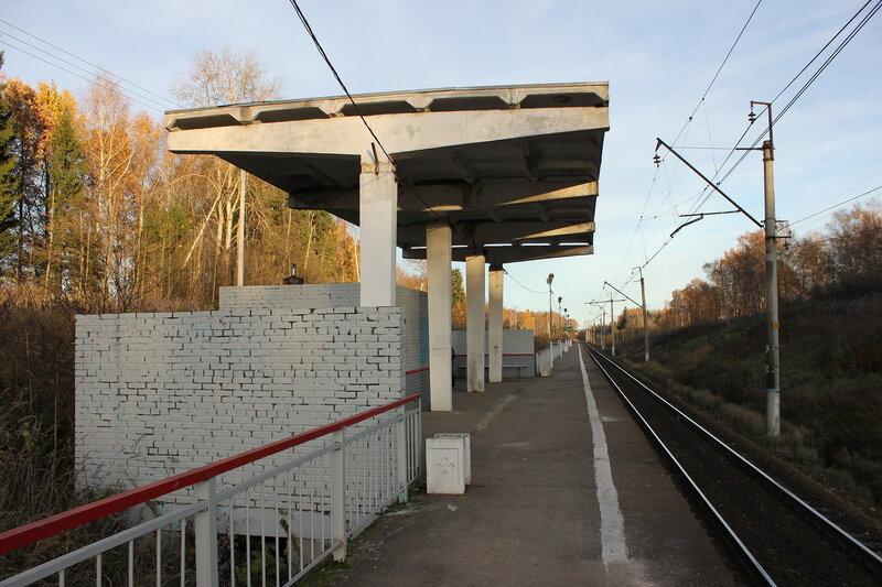 Платформа 133 км
