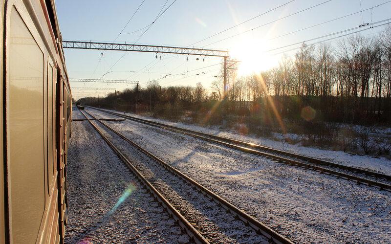 Станция Сотниково,