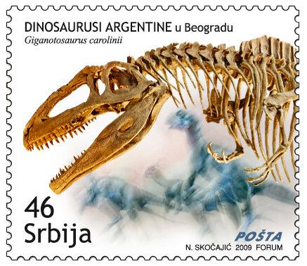 Ученые оцифровали скелет динозавра