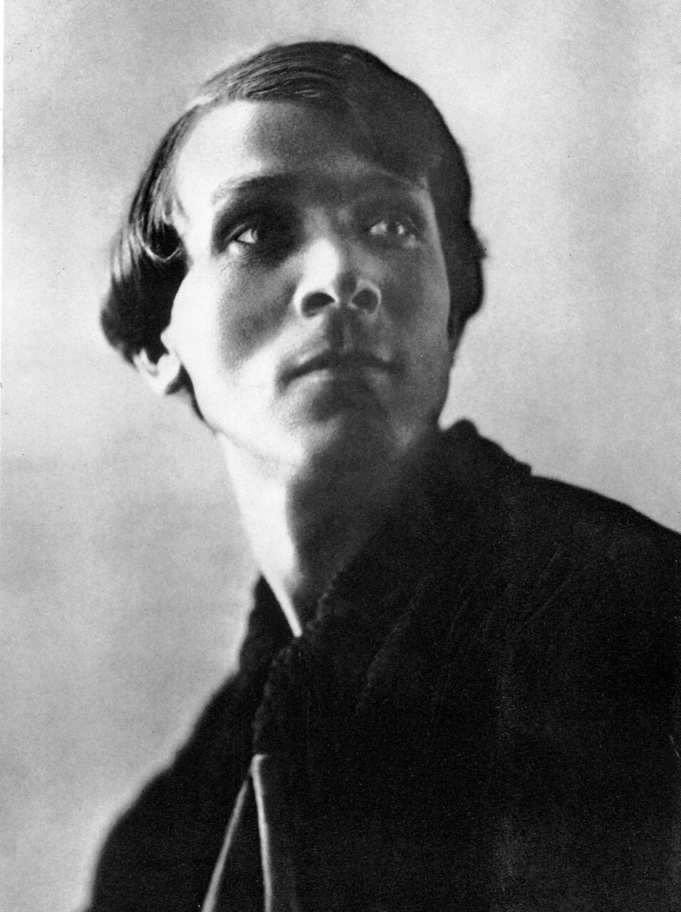 Портрет молодого человека. 1922 год