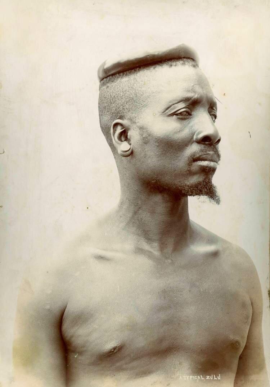 Зулус. Южная Африка, конец XIX века