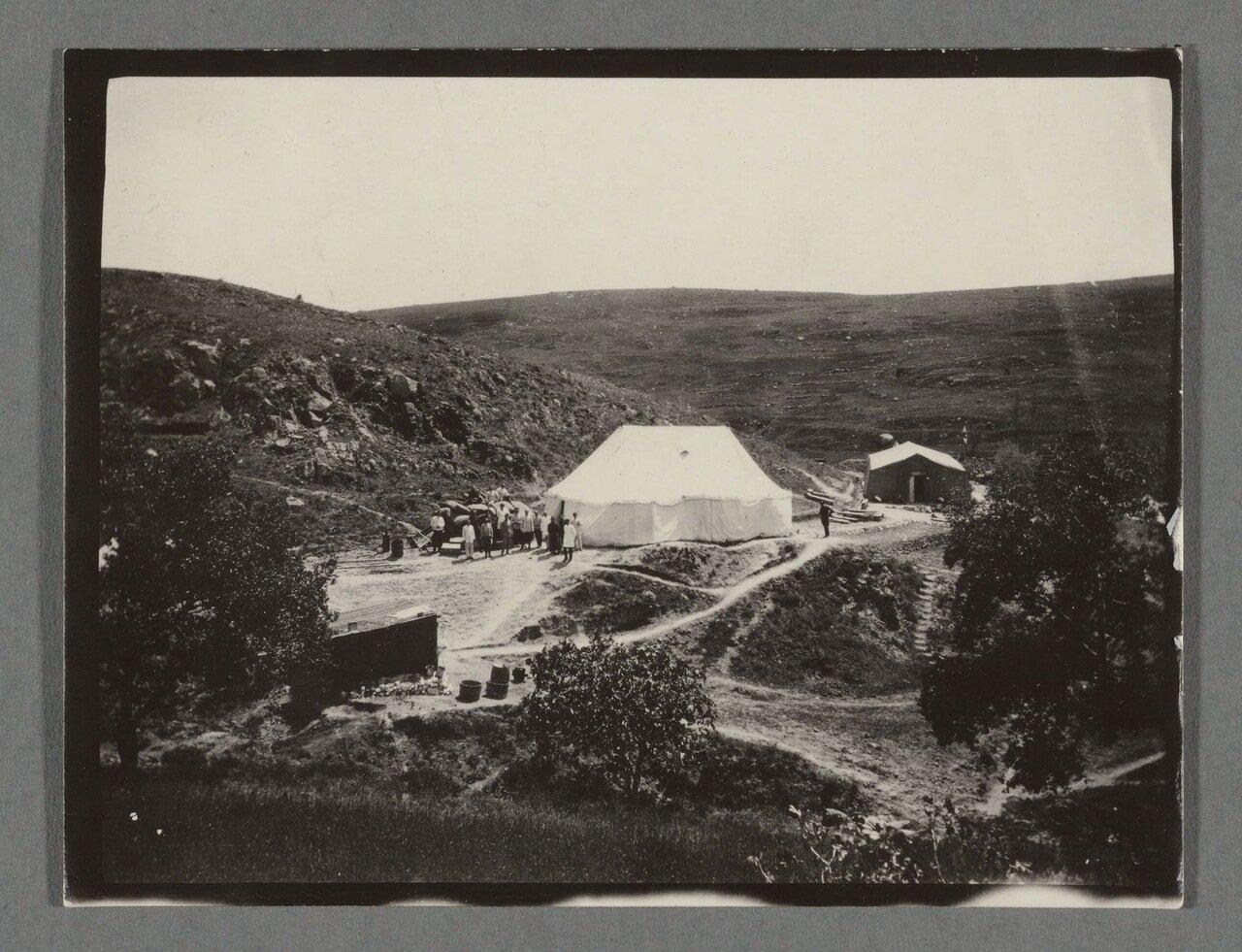 19. Туберкулёзный санаторий 1921 год
