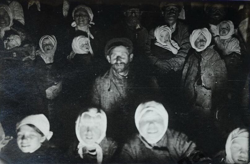 1924. Деревенский синематограф