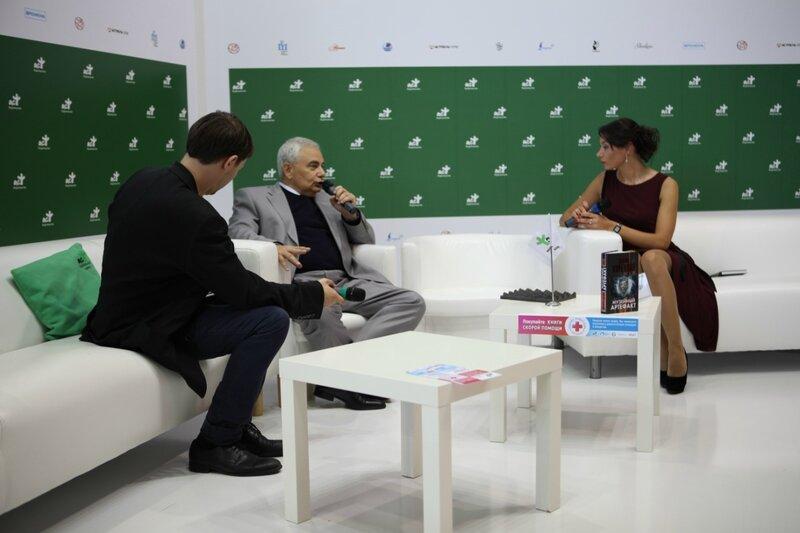 книжная выставка - ярмарка на ВВЦ