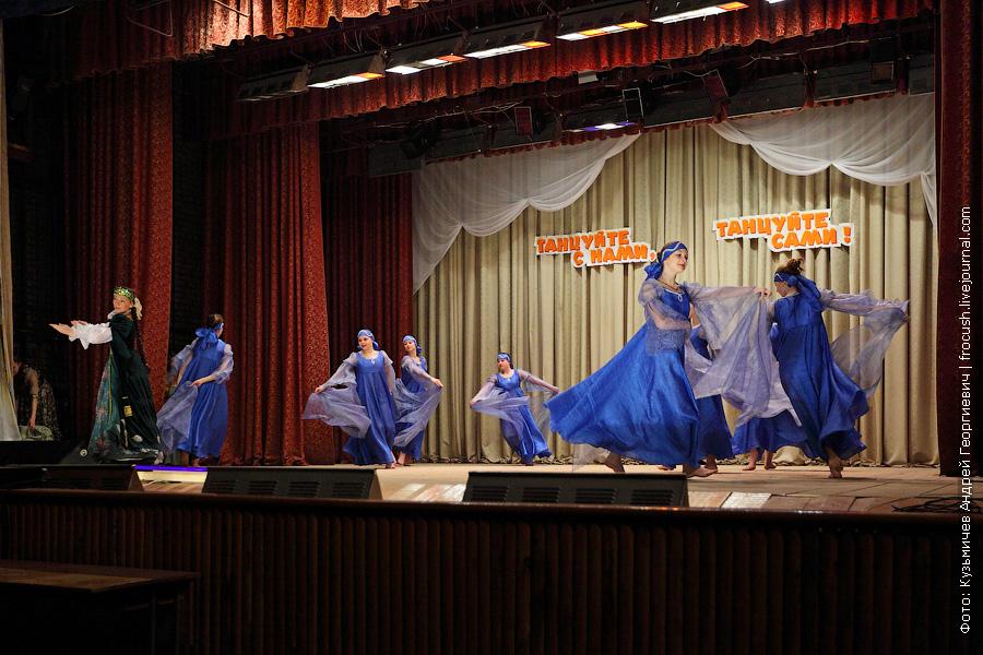 танец оживших картин Васнецова