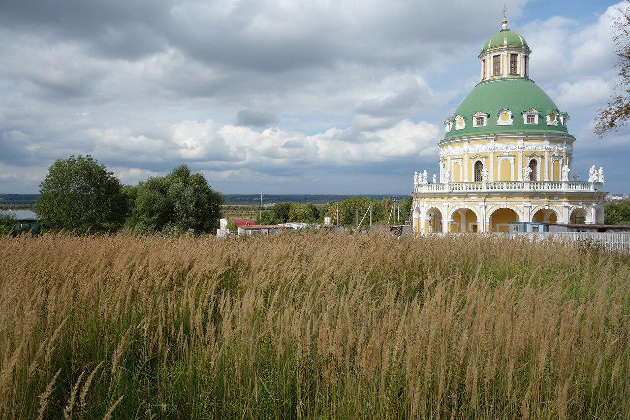 храм в селе Подмоклово