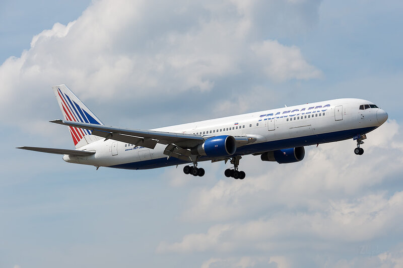 Boeing 767-37E/ER (EI-DBU) Трансаэро DSC_3790