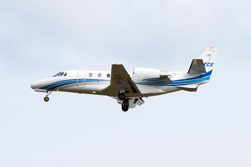 Cessna 560XL Citation XLS (SP-KCS) Jet Service DSC_3926