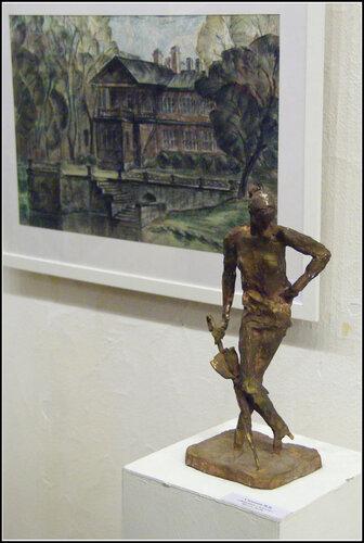 Выставка «Осень 2013». ВЦСПбСХ. 8 ноября 2013.