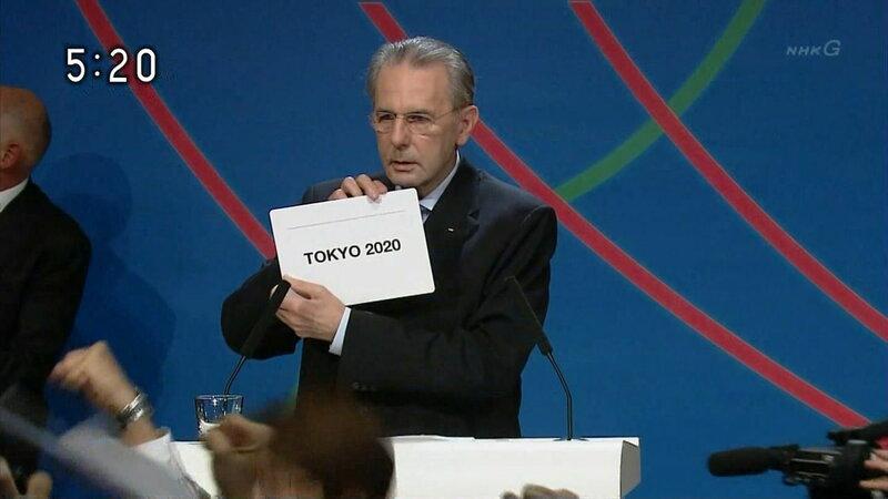 Олимпиада 2020 будет проходить в Токио