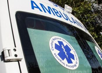 Автомобиль сотрудника НИП сбил 12-летнюю девочку