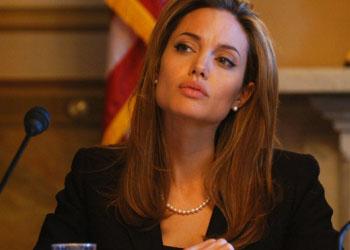 Анджелина Джоли не прочь занятся политикой