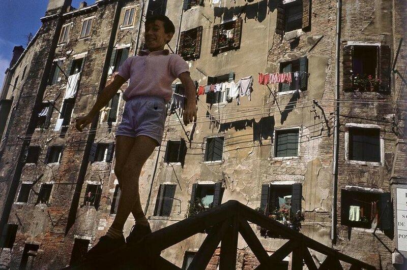 Venice, Italy, 1965 Elliott Erwitt.jpg