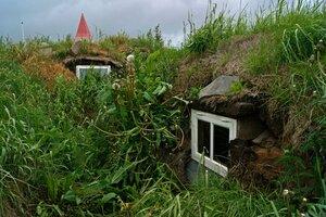Земляная деревня Glumbaer
