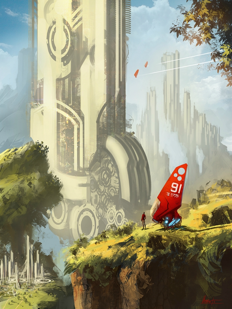 Иллюстрации Альберта Урманова