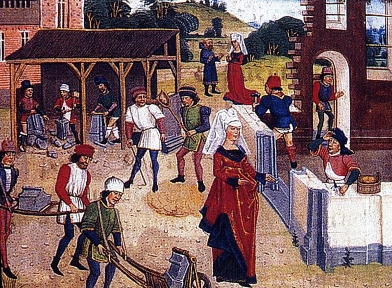 Факты о жизни обычных людей Средневековья
