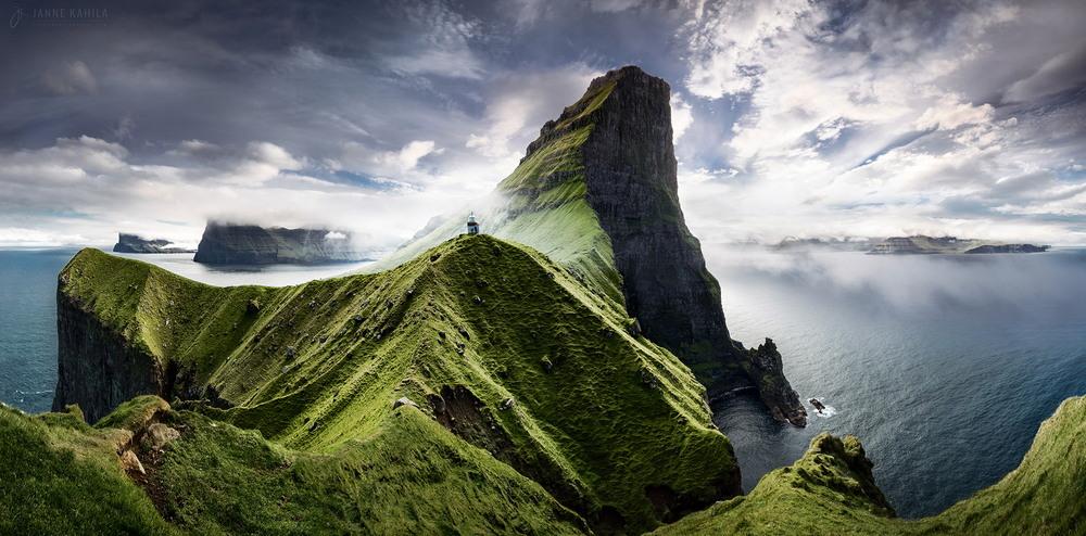 Живописные европейские пейзажи Janne Kahila