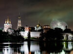 Новодевичий монастырь. День города.
