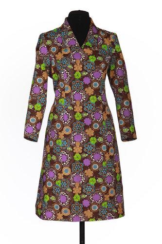 Винтаж, платье 60-e годы