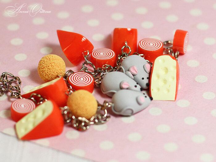 Сыр и мышки
