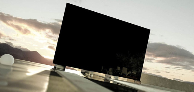 большой экран