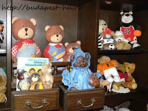 Музей игрушек «Волшебный чердак»