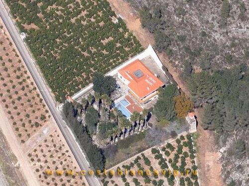 Вилла в Gandia, особняк в Гандии, вилла в Гандии, недвижимость в Гандии, вилла в Испании, особняк в Испании, большая площадь земли, недвижимость в Испании, CostablancaVIP