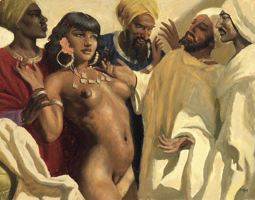 сексуальное рабство у народов мира - 11