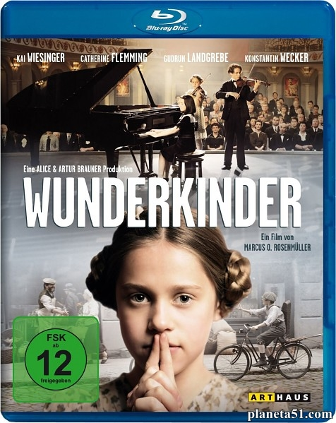 Вундеркинд / Wunderkinder (2011/HDRip)