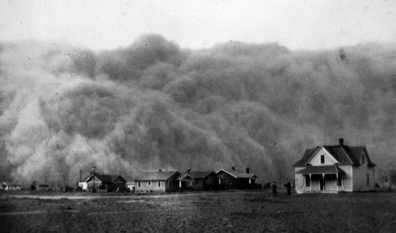 Dust Bowl Ken Burns